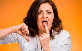 Отрыжка желчью: симптомы заболевания и методы лечения
