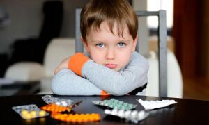 Желчегонные препараты для детей при застое желчи — обзор лекарств