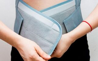 Сколько носить бандаж после операции по удалению желчного пузыря