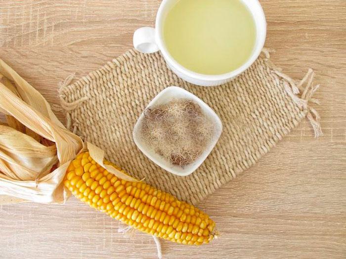 отвар кукурузных рылец