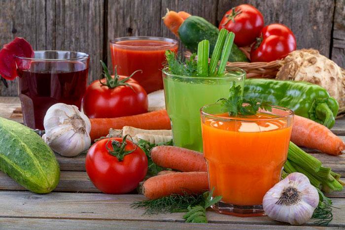 овощные соки для лечения холецистита