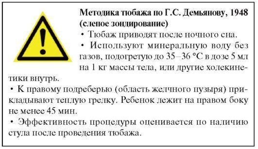 Правила выполнения тюбажа