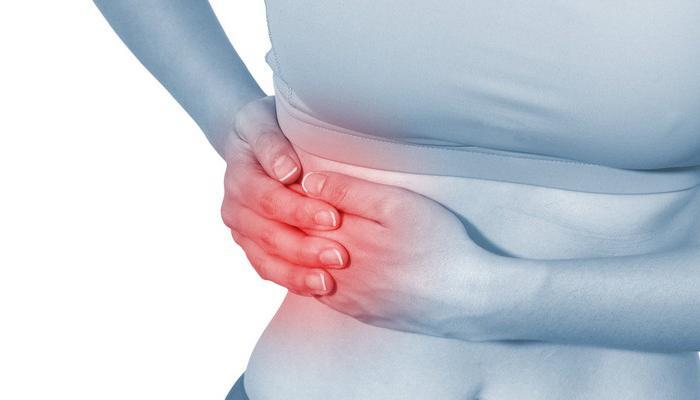 Болевой синдром под правым ребром