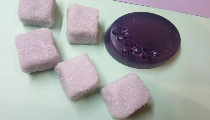 Детское мыло и сахар